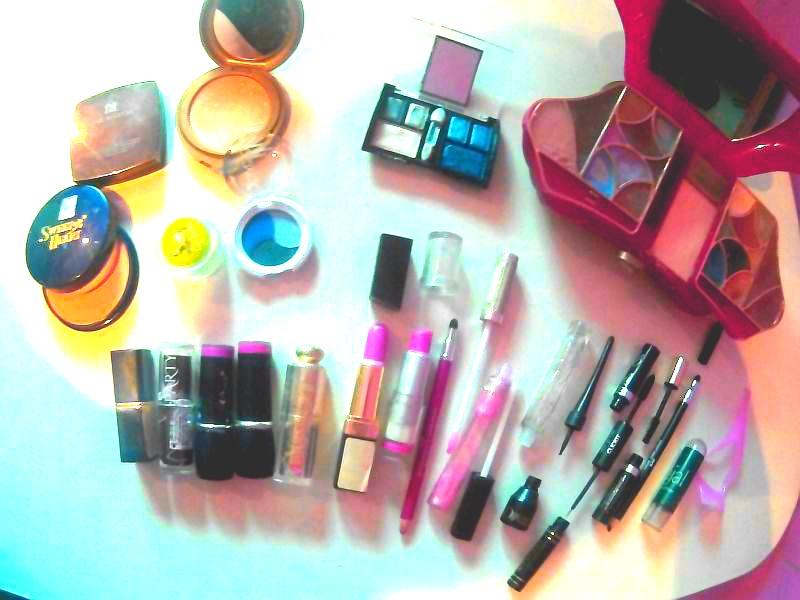 Все что нужно для макияжа купить