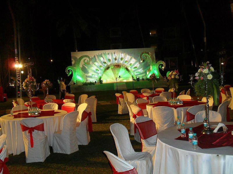 здесь будет проходить индийская свадьба
