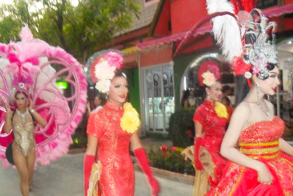 Таиланд артисты