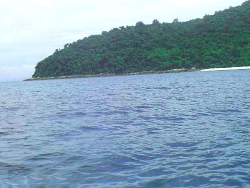 Остров в Таиланде