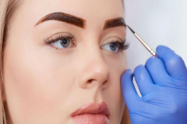 как делают перманентный макияж бровей отзывы дам