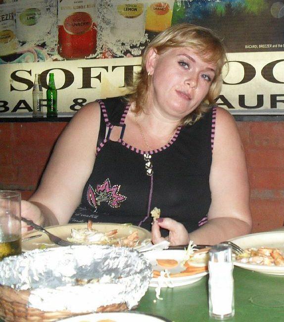 женщина не ведет подсчет калорий
