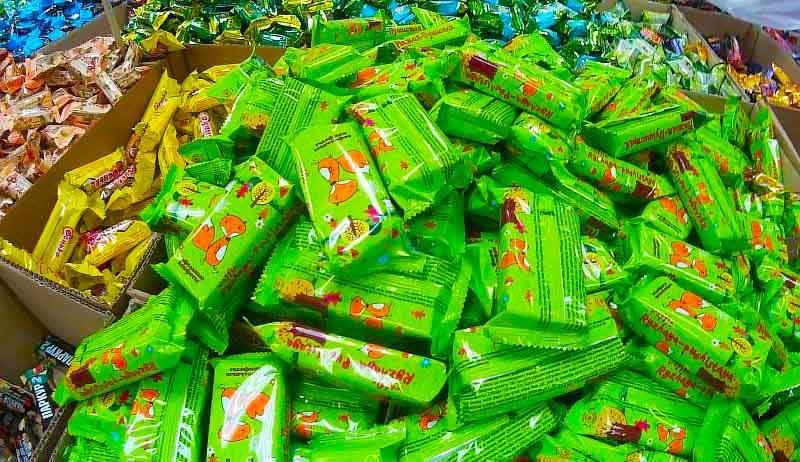 английская диета запрещает есть конфеты