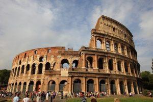 Отдых в Италии Колизей