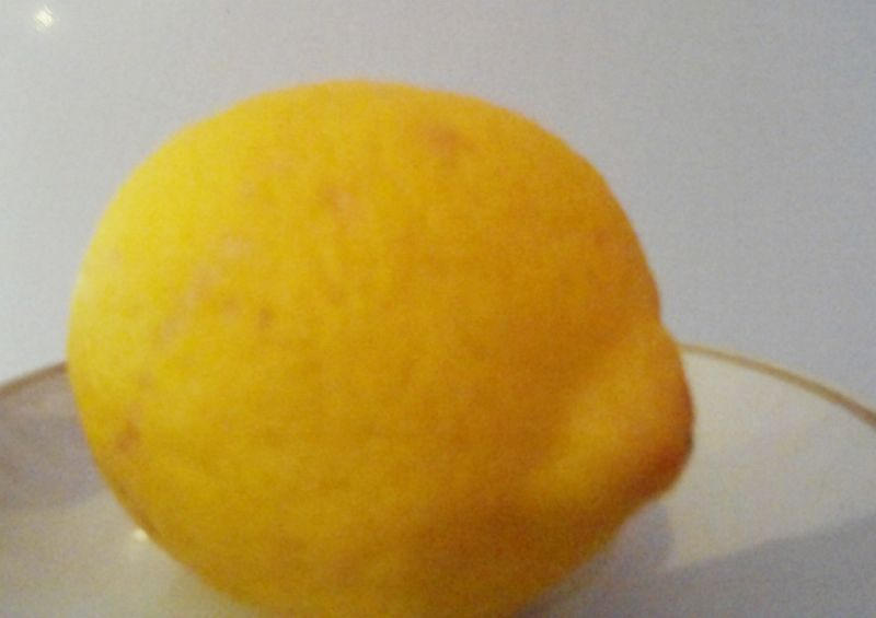 Я худею с помощью лимонов