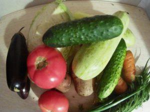 диета Кима Протасова требует много овощей