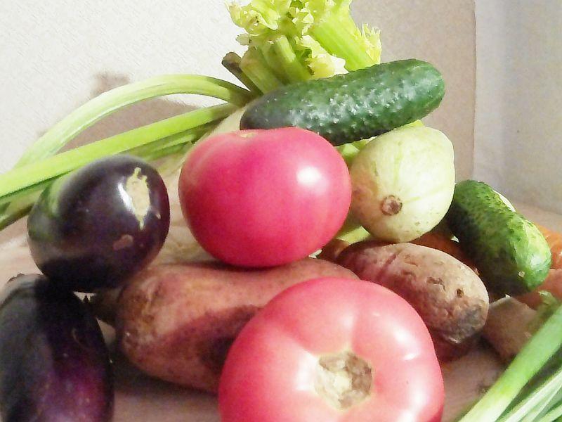 питьевая диета состоит из овощей
