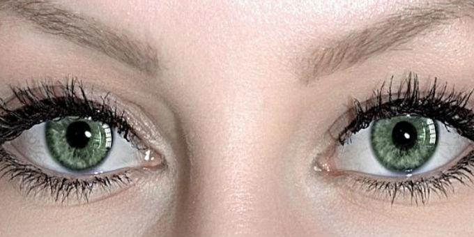 натуральный красивый макияж глаз