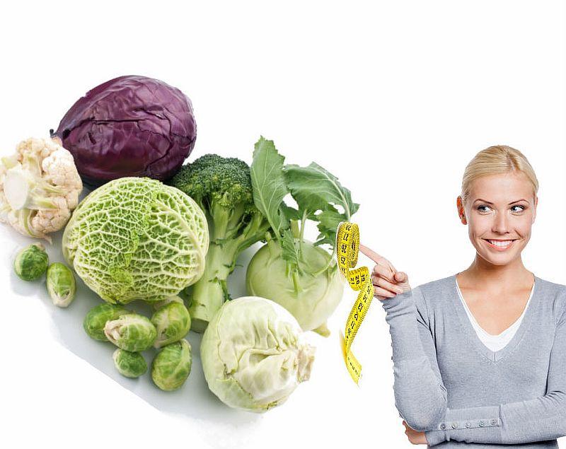 капустная диета основана на капусте