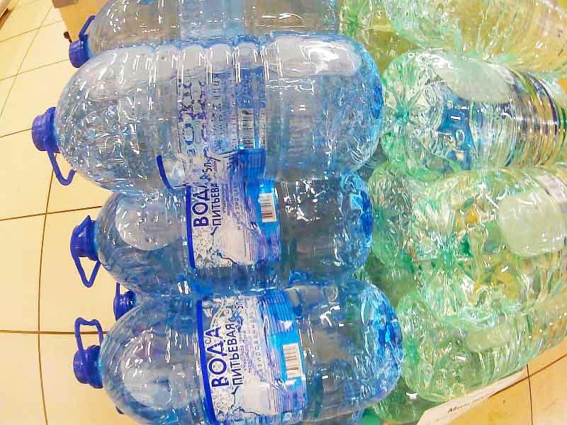 вода для диеты