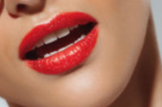самые красивые губы