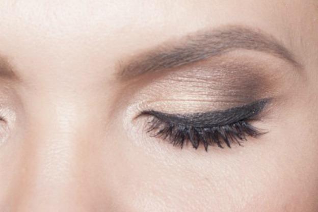 возрастной макияж глаз фото