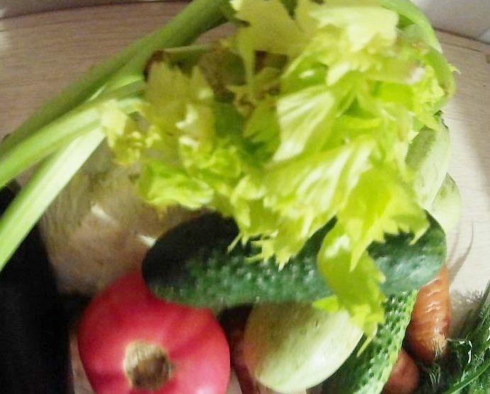 овощи для средиземноморской диеты