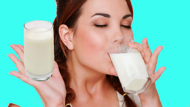 полосатая диета рекомендует пить кефир