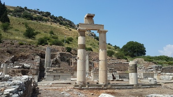 Достопримечательности мира древнейший город Эфес