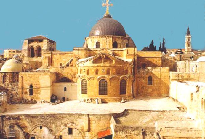 Достопримечательности мира фото с названиями: Храм Гроба Господня