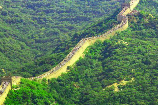 Достопримечательности мира фото с названиями: Великая китайская стена
