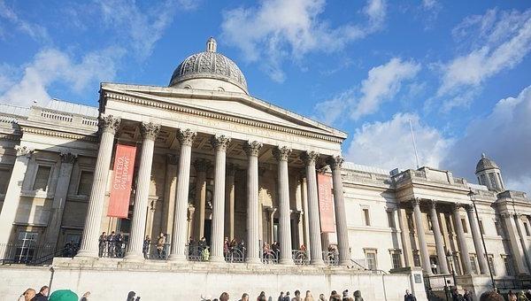 Достопримечательности мира: национальная галерея в Лондоне