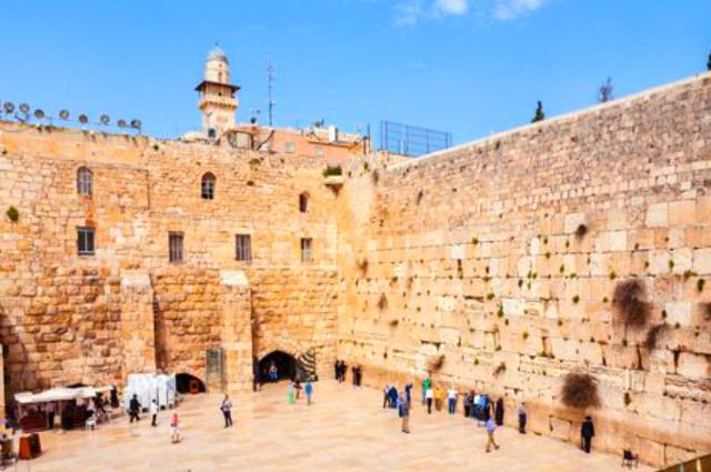 Достопримечательности мира фото с названиями: Стена Плача