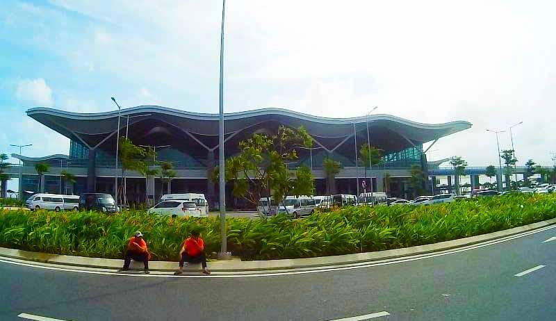 Ближайший к Муйни аэропорт Комрань Вьетнам