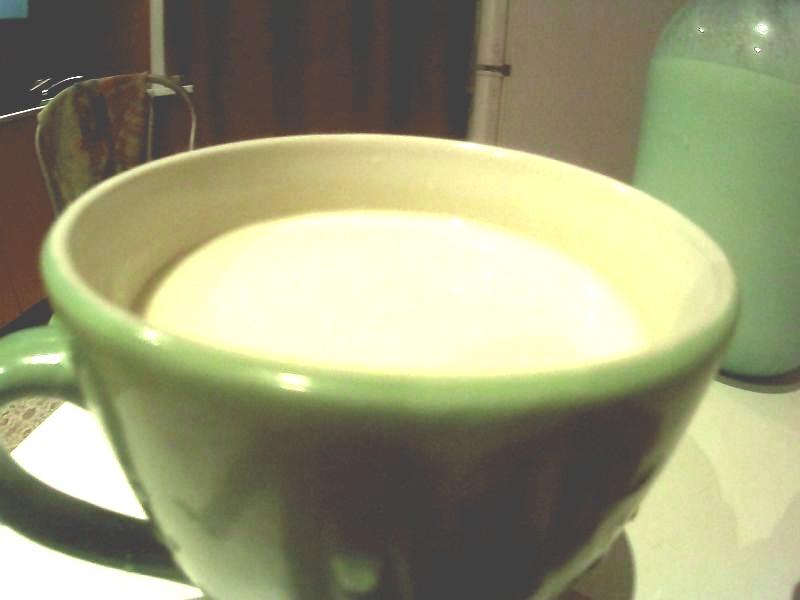 молоко для молочной диеты