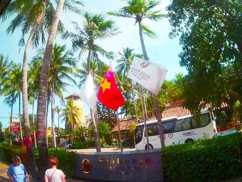 Поселок Муйни Вьетнам