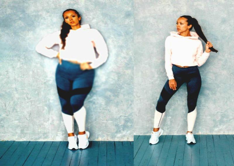 для похудения Малышевой Елены диета. Девушка до и после похудения на этой диете