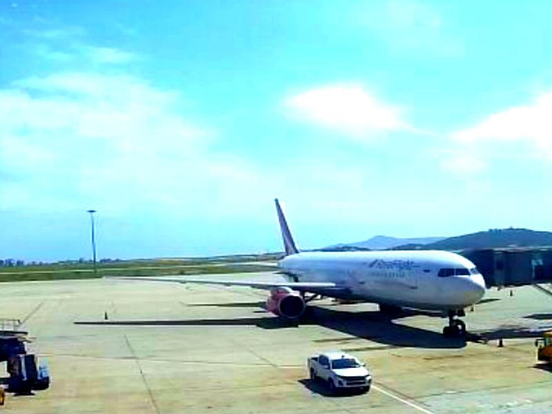 подготовка самолета в путешествия