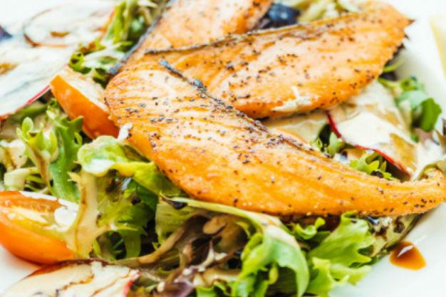 диета кето меню с рецептами рыбных блюд