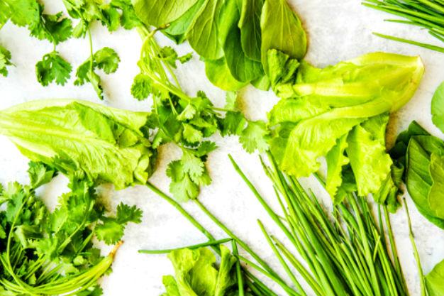 диета кето меню с рецептами зелени