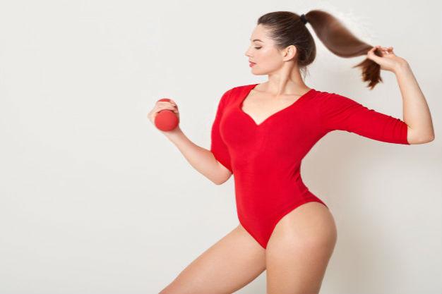 Расчет калькулятор процента жира в организме подсчитал для девушки