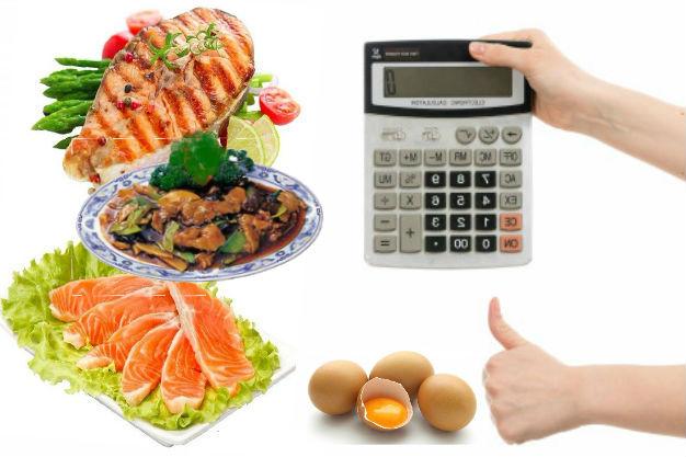 калькулятор белков