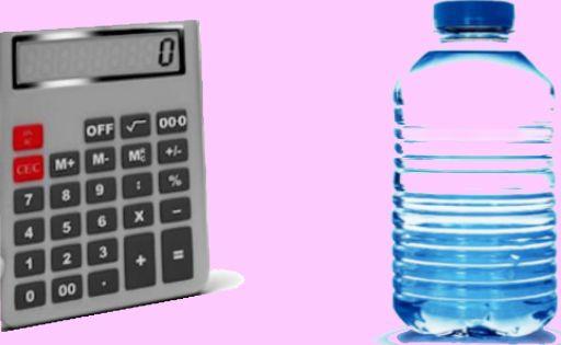 калькулятор воды в день подсчитает