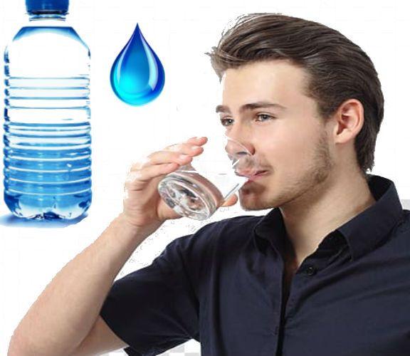 калькулятор воды в день насчитал мужчине норму