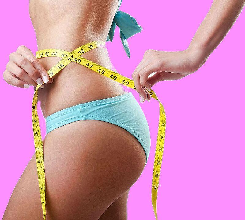 расчет дефицита калорий для похудения