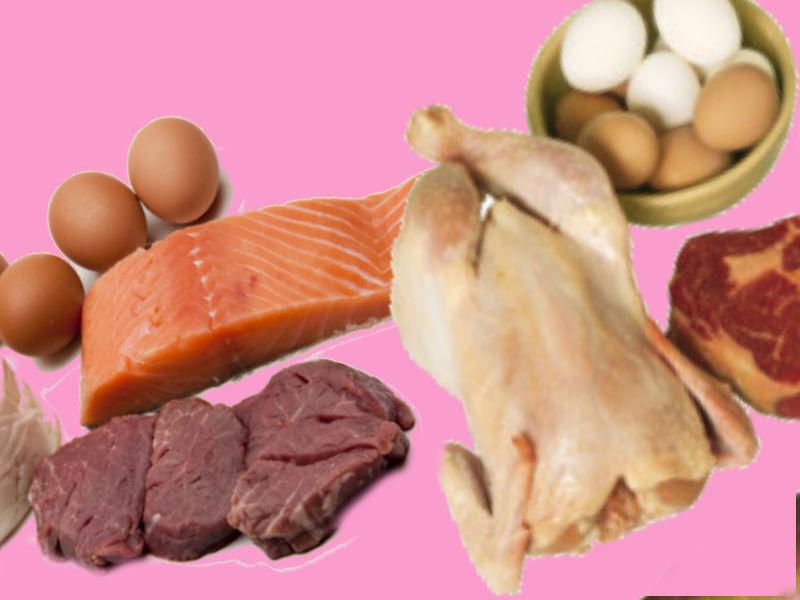 меню на день на кремлевской диете применяет белковые продукты