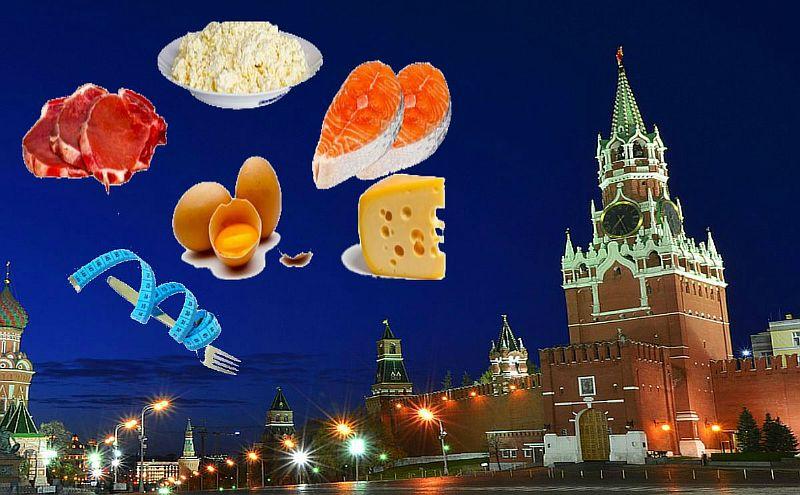 белковое меню на день на кремлевской диете