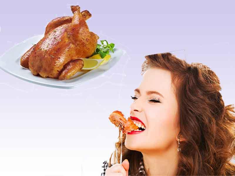 диета белковая на 14 дней включает в рацион курицу