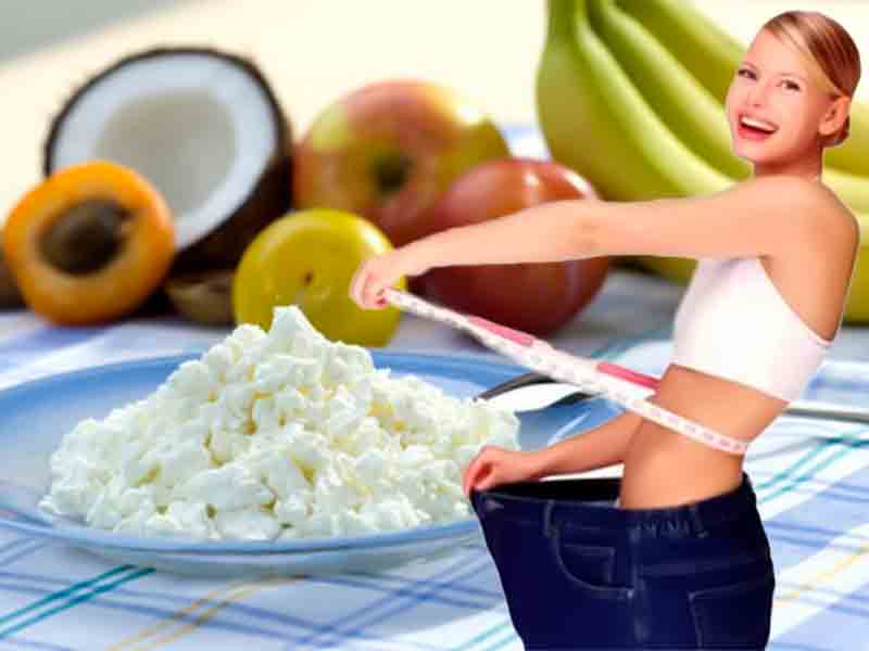 Творожная диета рецепты аппетитных блюд