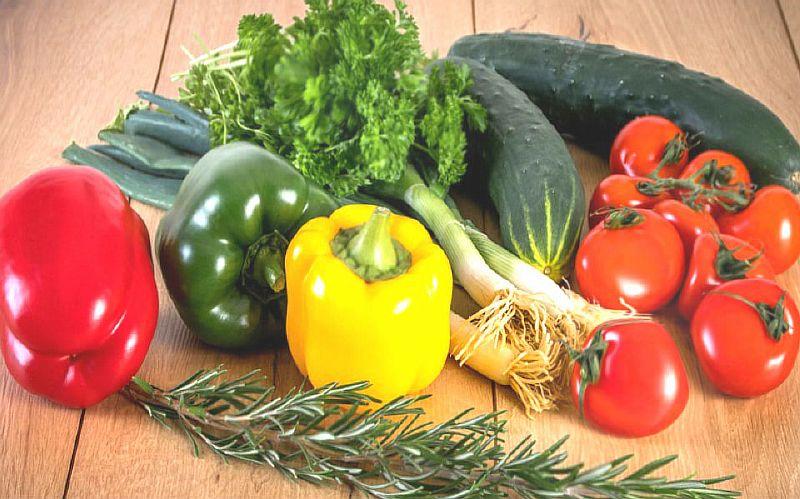 6 лепестков диета меню на каждый день овощного дня