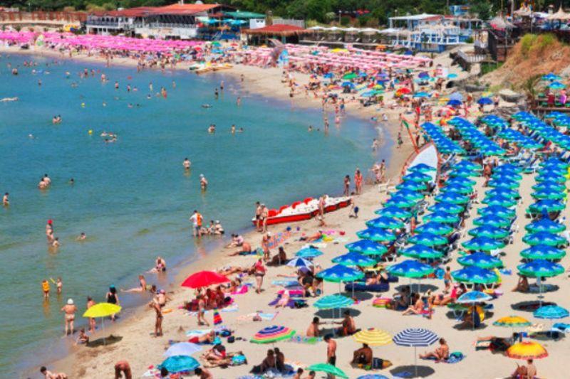 Отдых в Болгарии на пляже