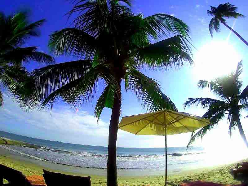 отдых в Шри-Ланке на пляже